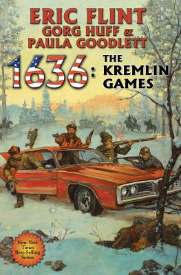 1636: the Kremlin Games By Flint, Eric